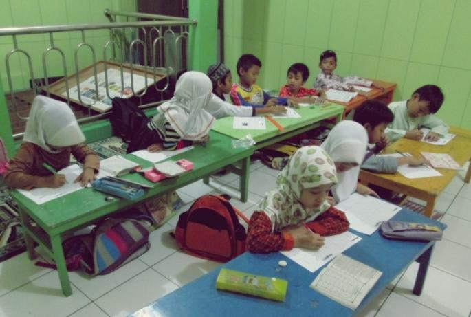 Kelompok Mengaji Nurul Ihsan